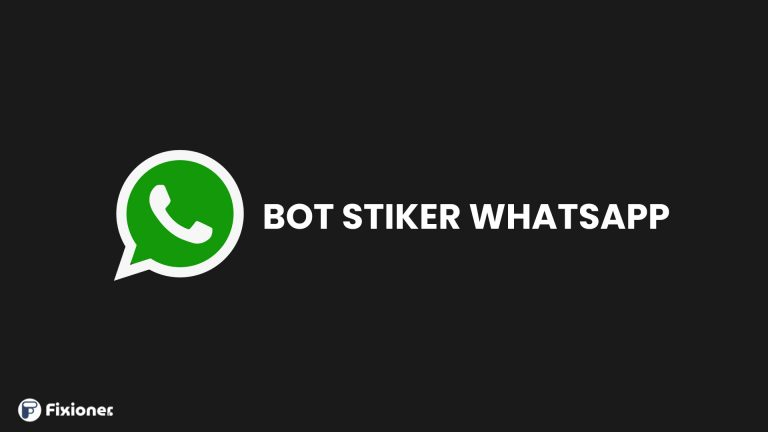 BOT Stiker WhatsApp