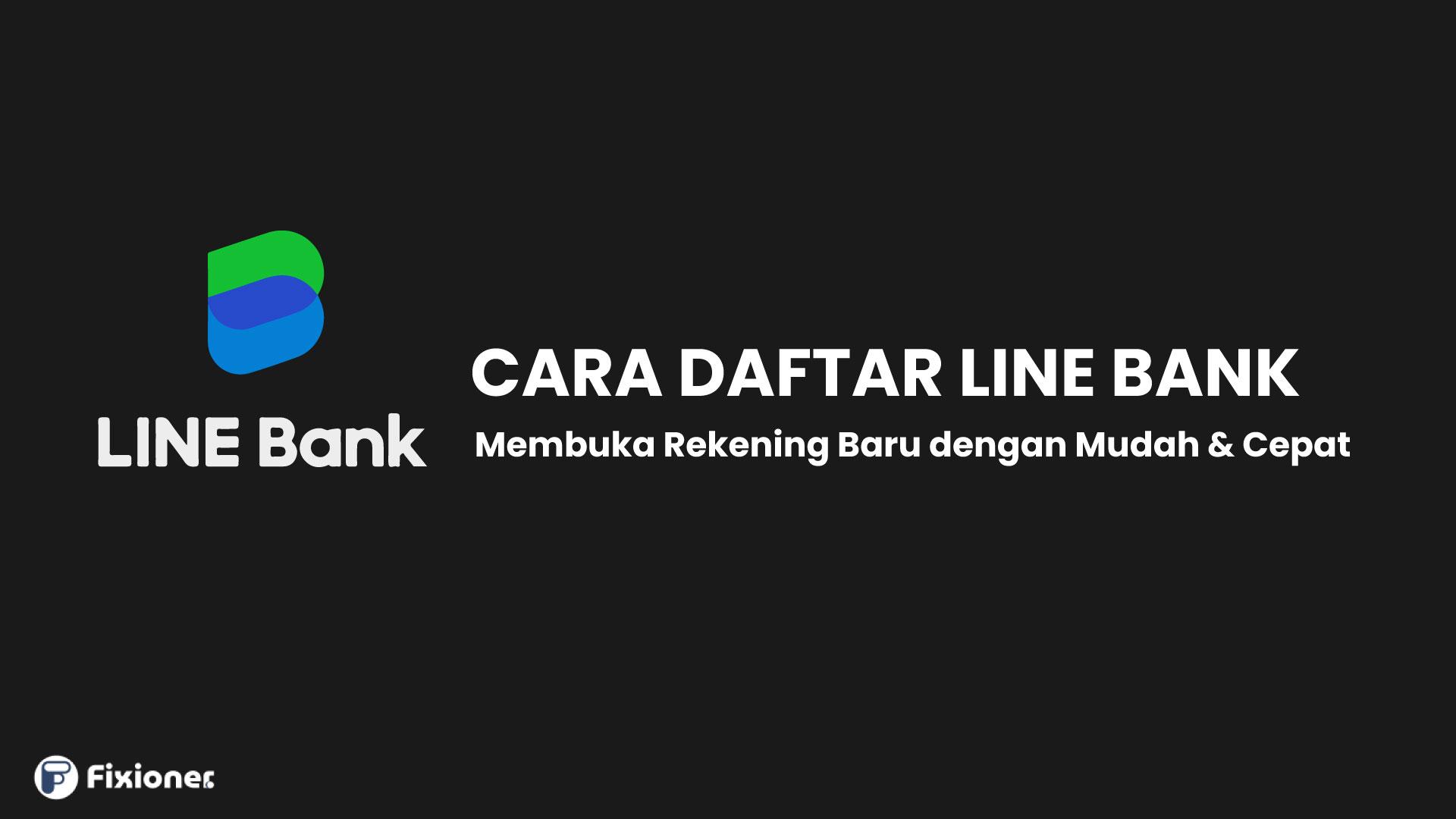 Daftar LINE Bank