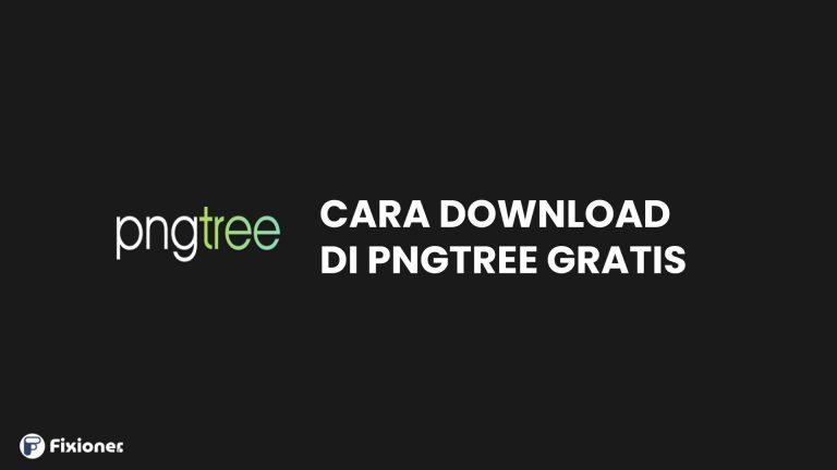 cara download di pngtree gratis