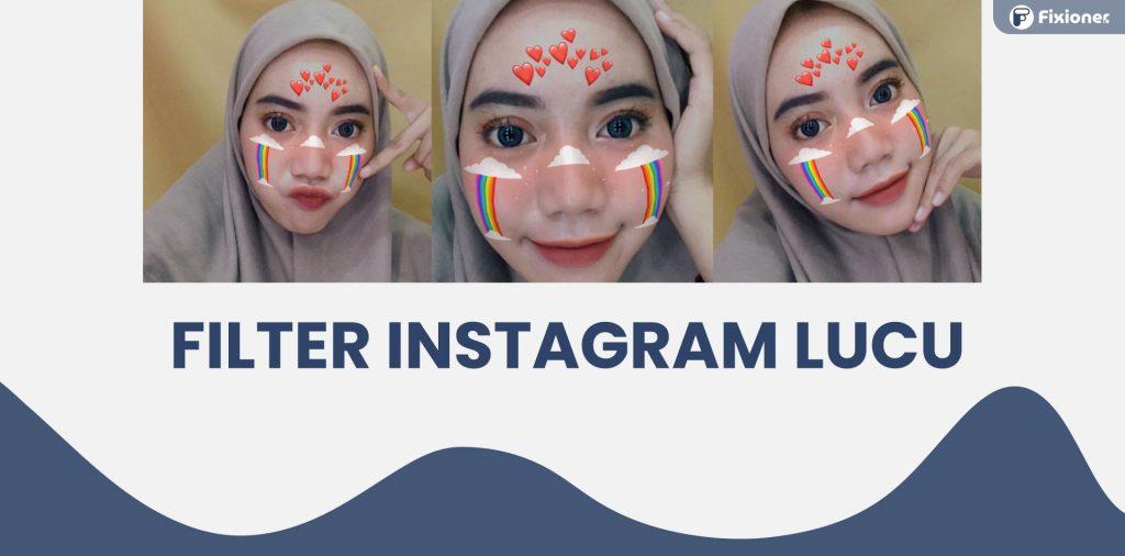nama filter instagram yang bagus untuk selfie