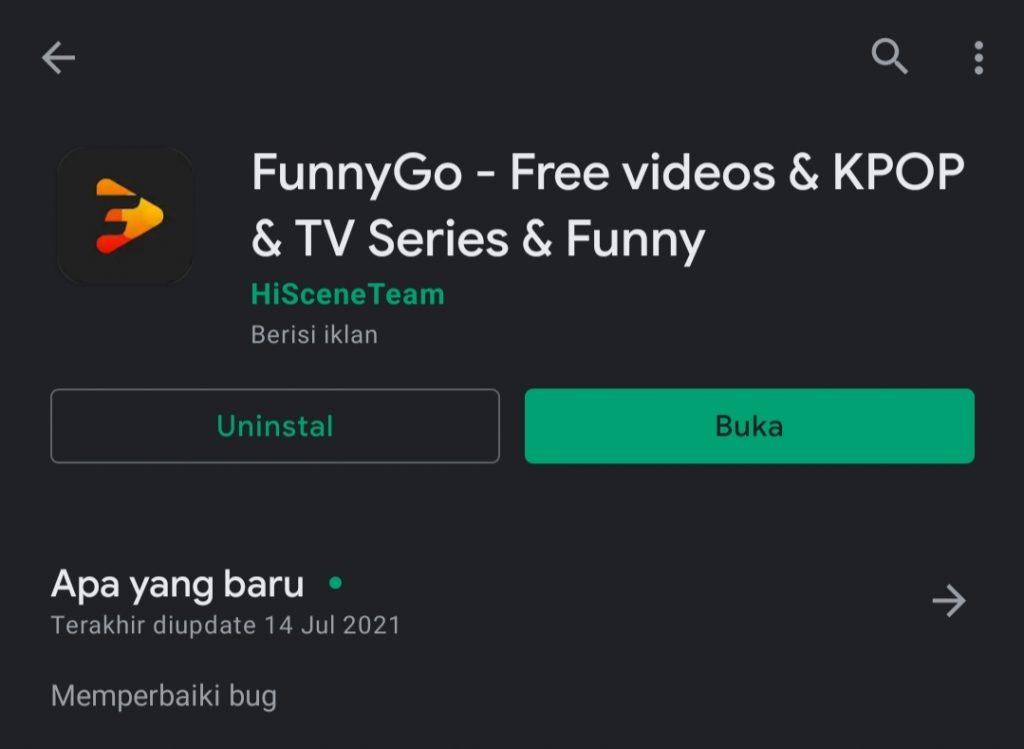 funny go apakah membayar