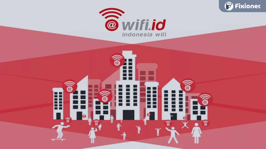 Login Wifi id gratis