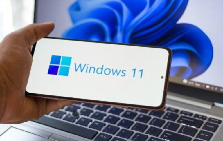 Tim Ini Berhasil Install Windows 11 di HP OnePlus 6T