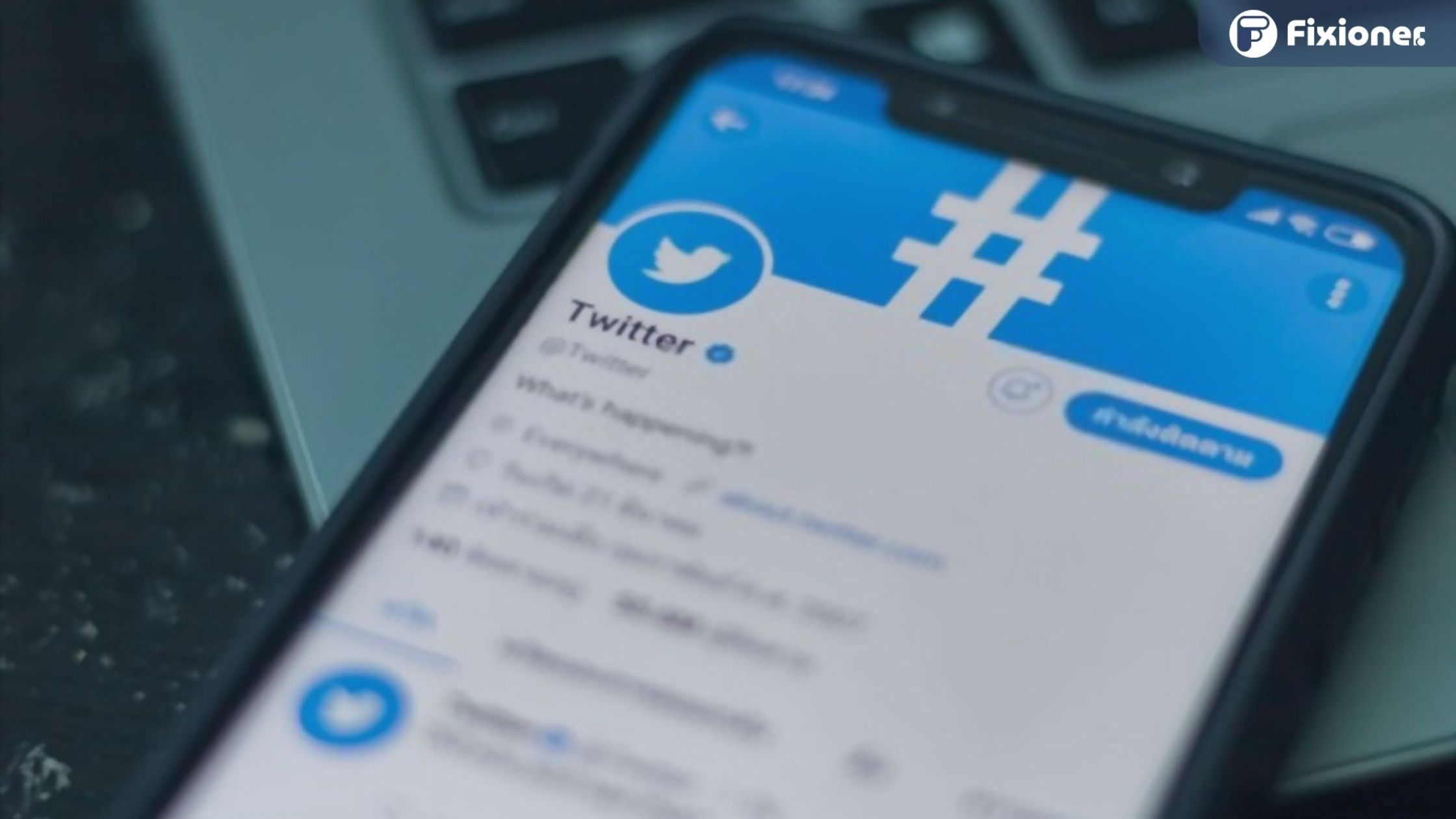 Cara Menambah Followers di Aplikasi Twitter