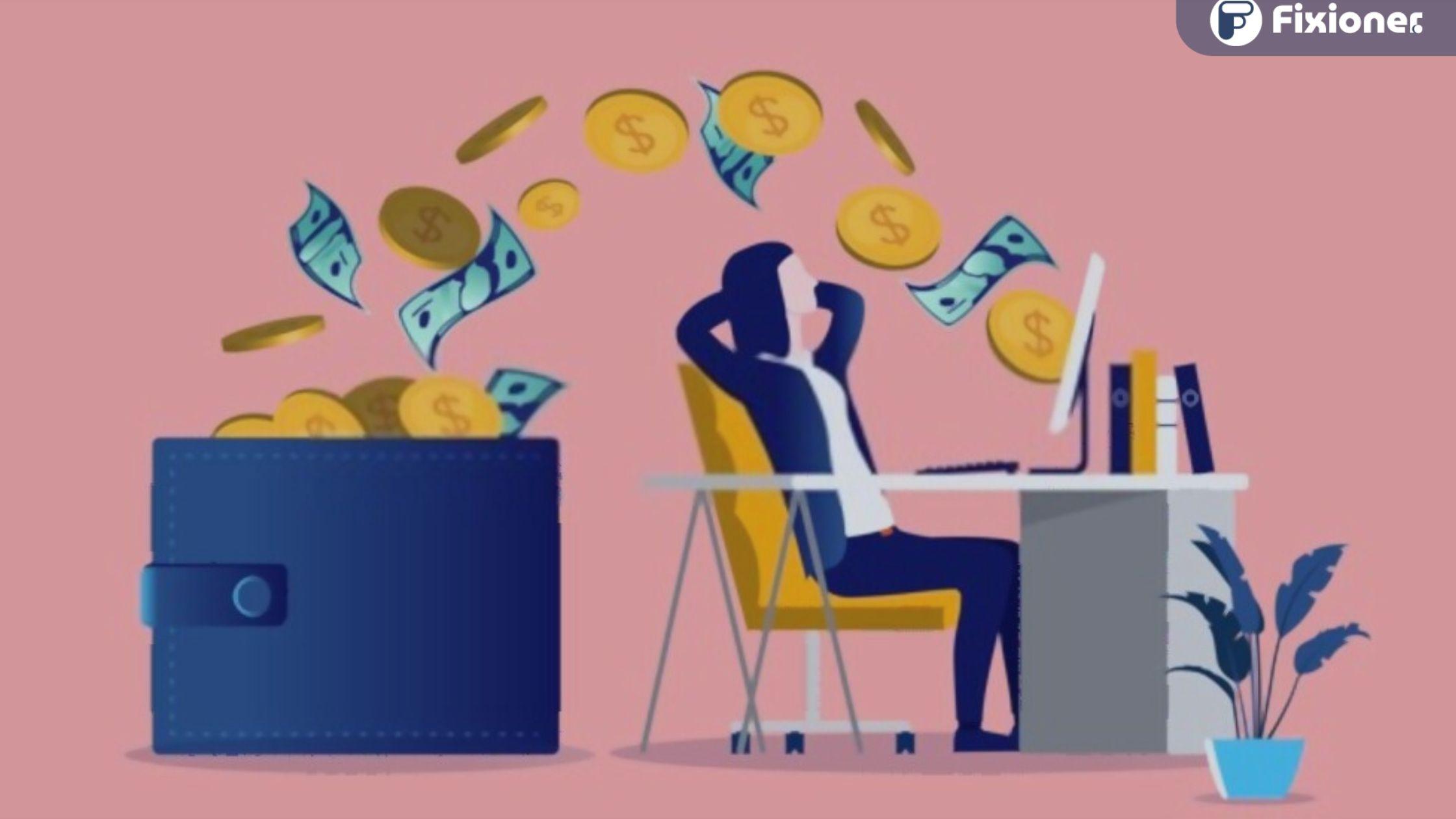 11 Cara Gratis Menghasilkan Uang Dari Internet Tanpa Investasi