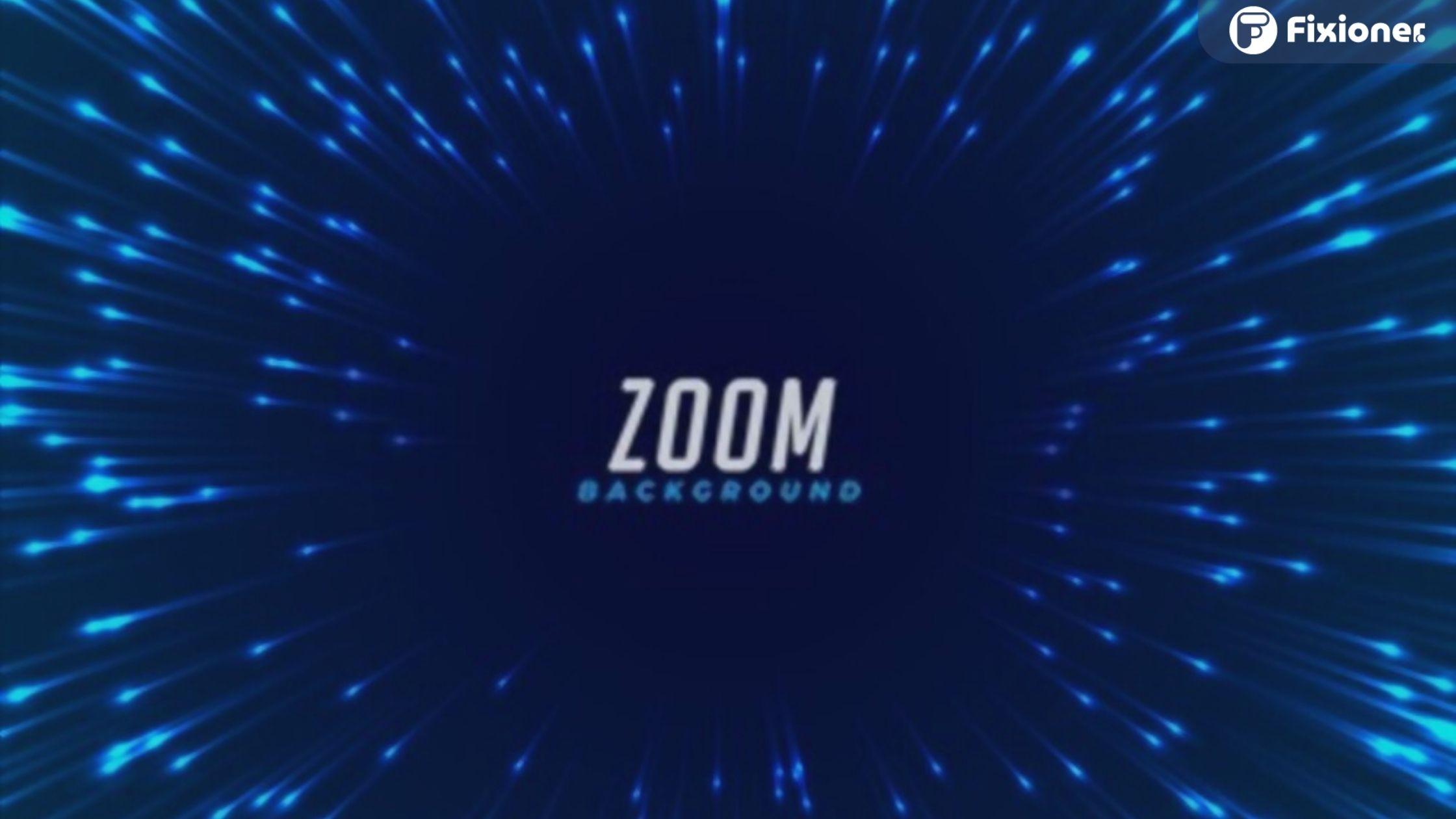 Cara Ganti Background Zoom Dengan Mudah dan Cepat   Terbaru 2021