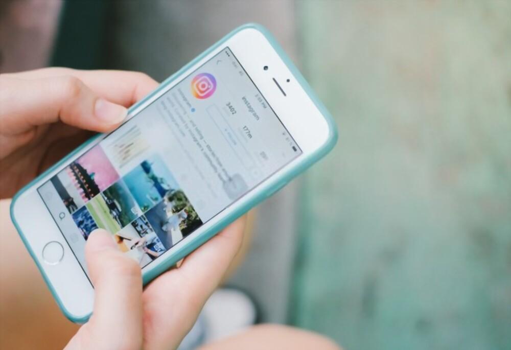 Menonaktifkan status online DM Instagram