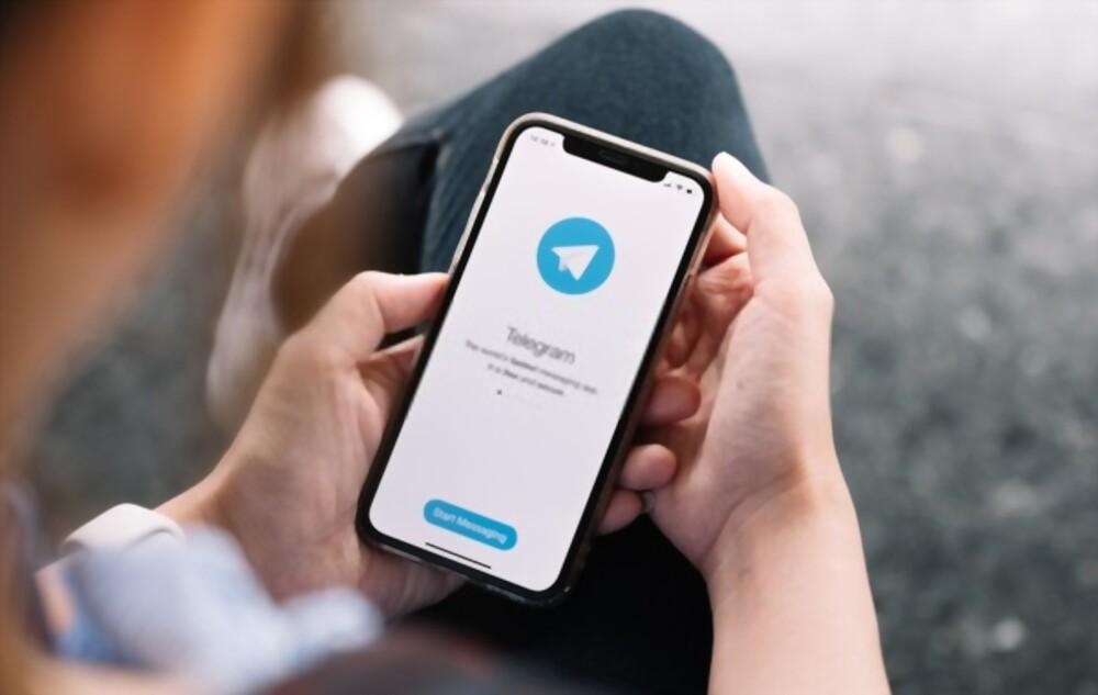 hapus akun telegram