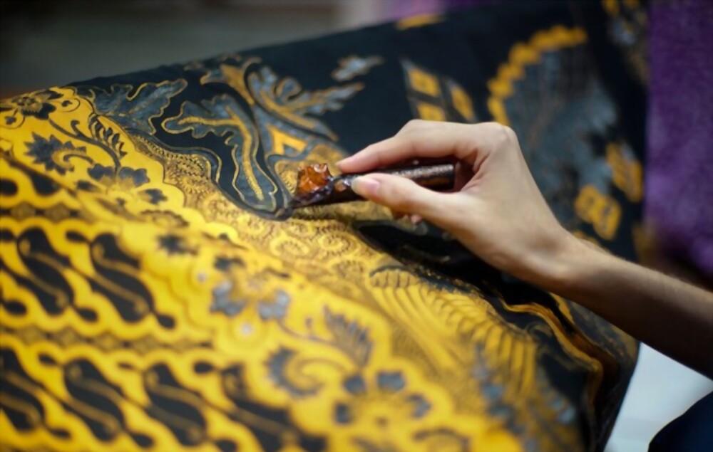 sejarah batik tulis