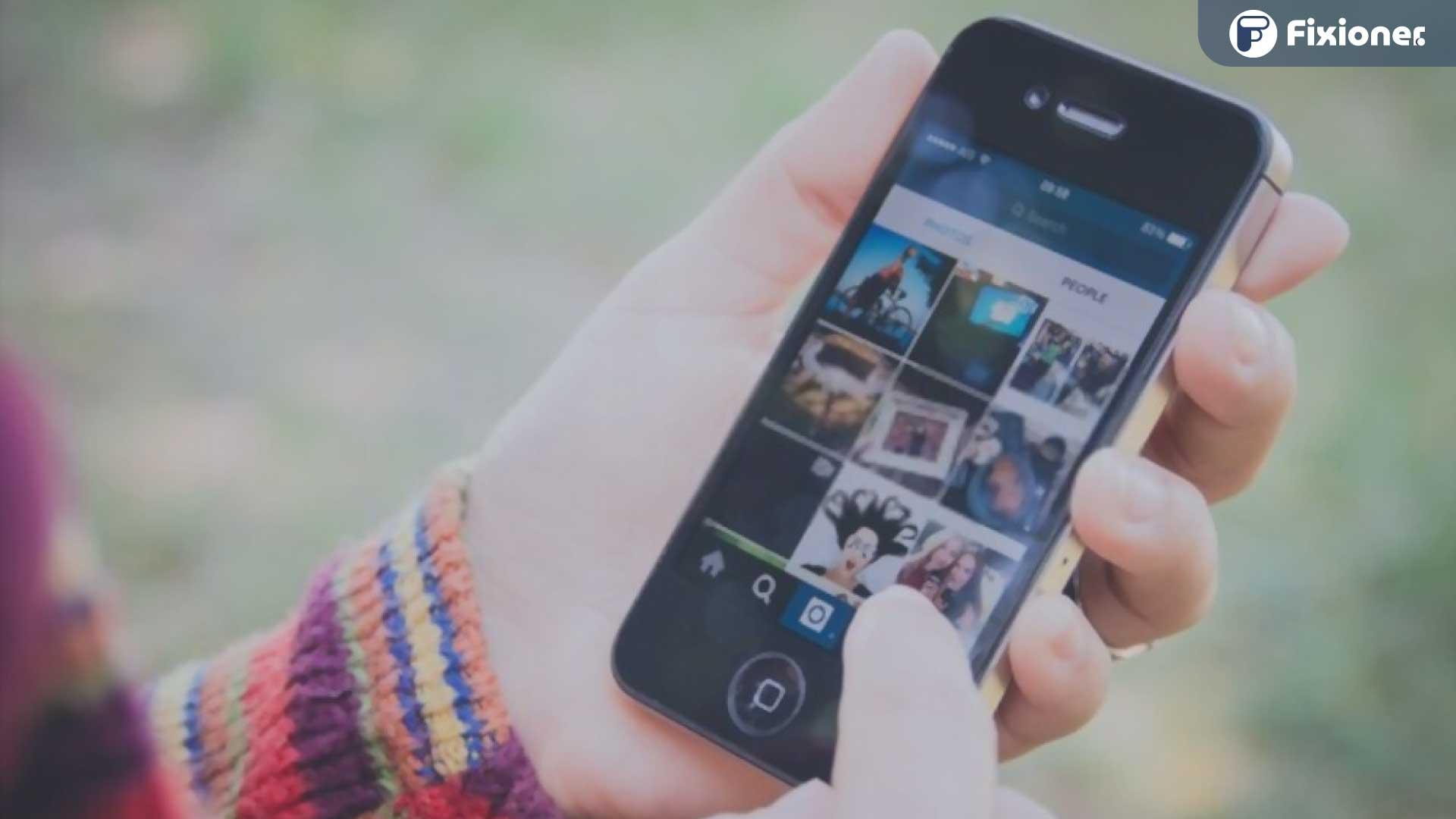 Cara mematikan komentar instagram