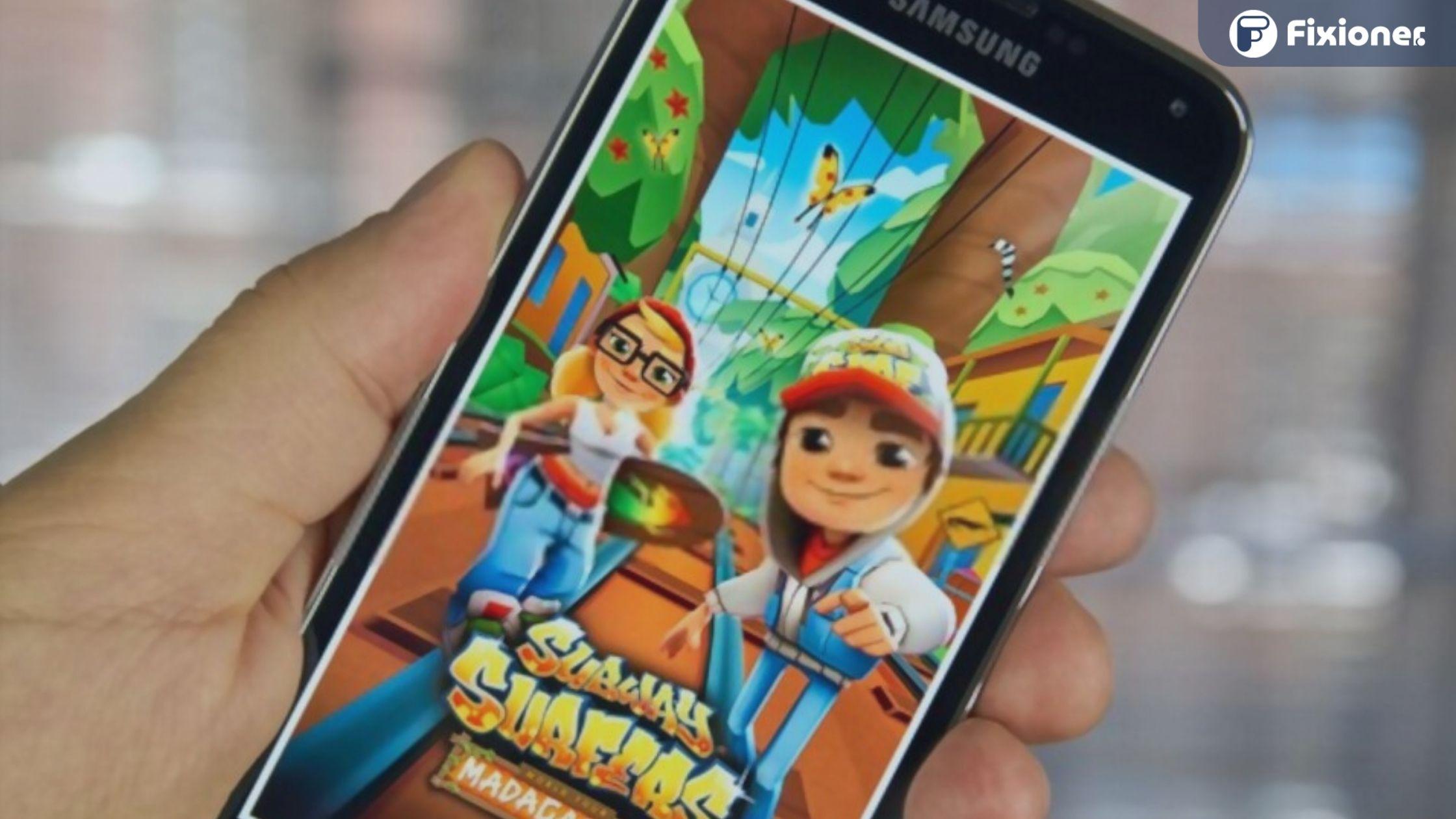 Download Game Subway Surf Mod APK Unlimited, Semua Karakter Terbaru 2021