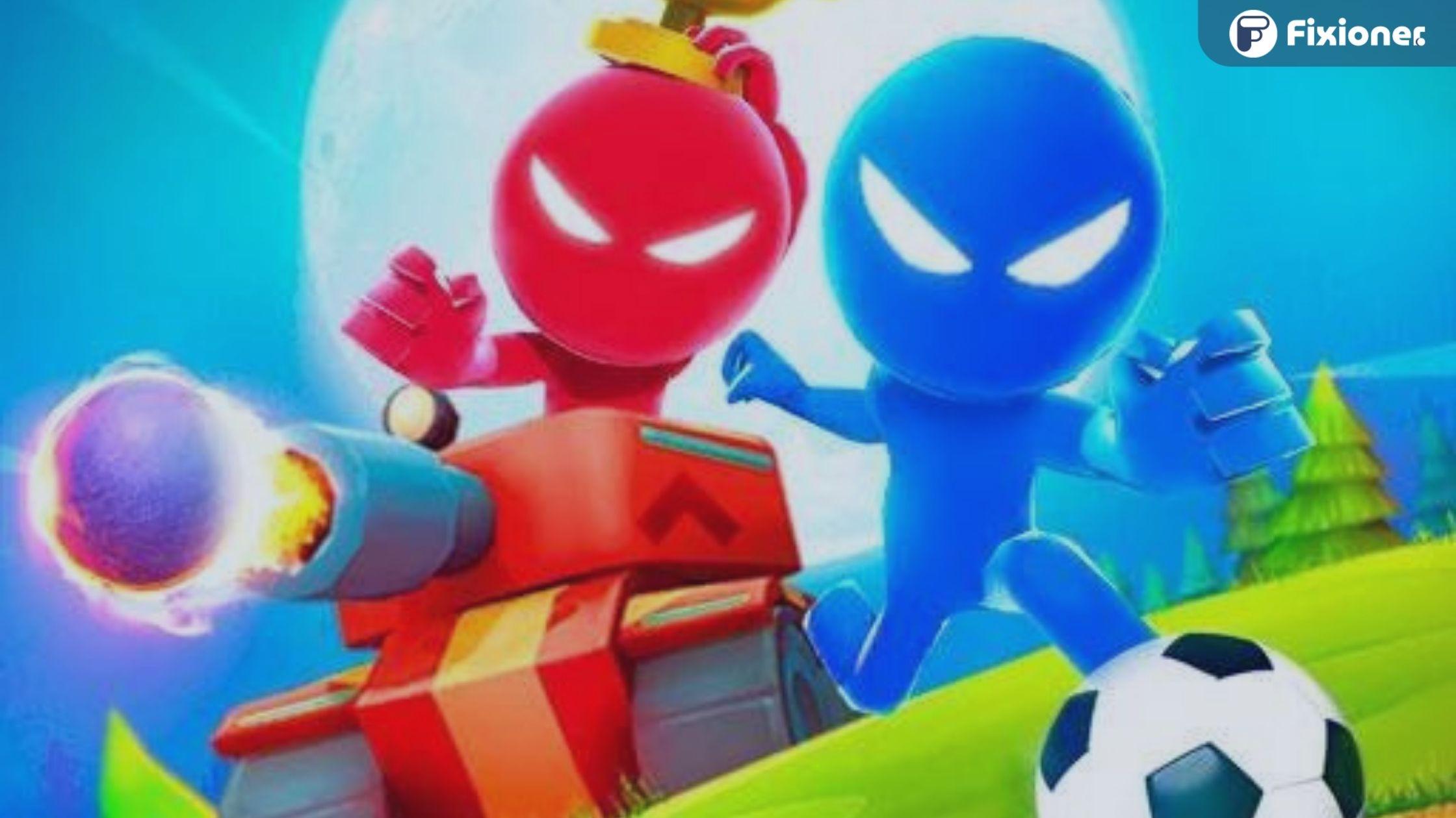 Download Stickman Party Mod APK | New Update dan Terbaru 2021