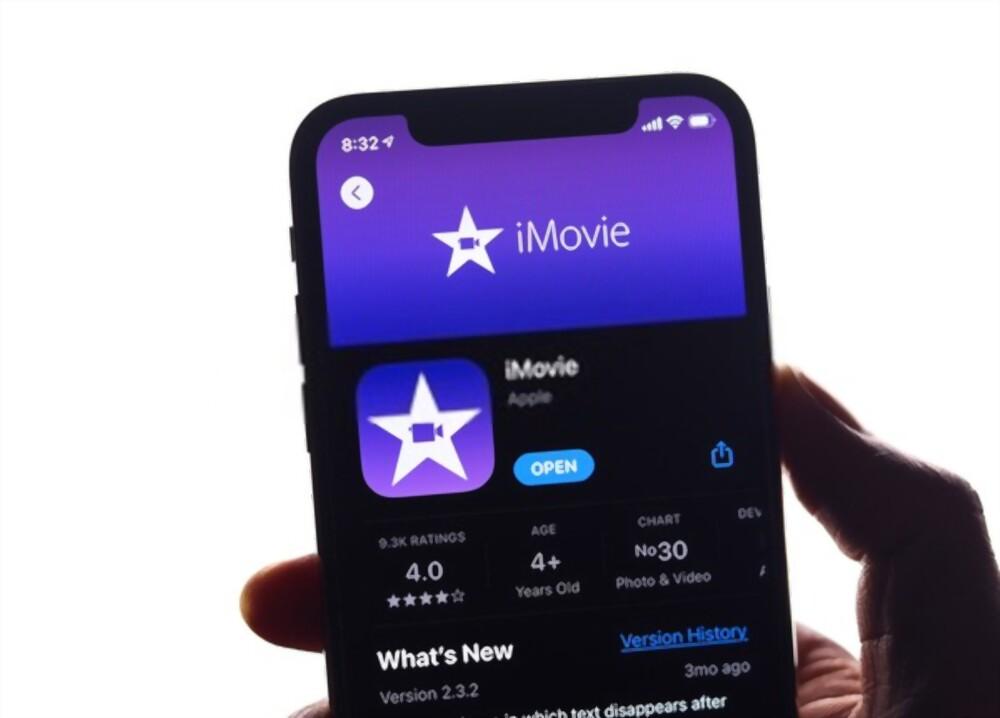 Aplikasi iMovie