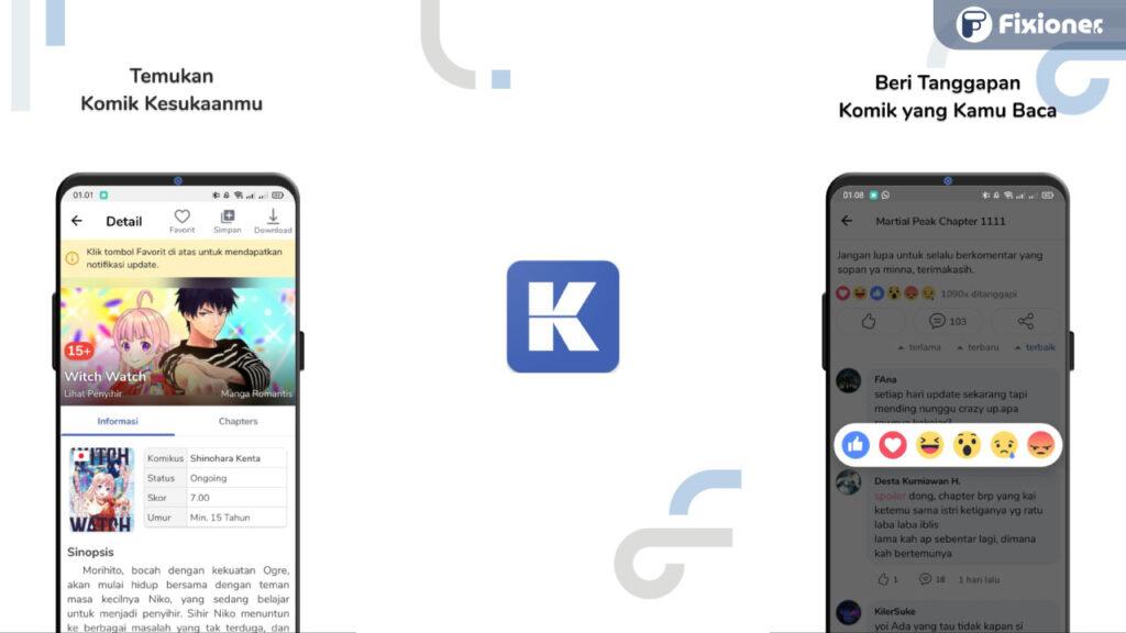 aplikasi baca manga offline android