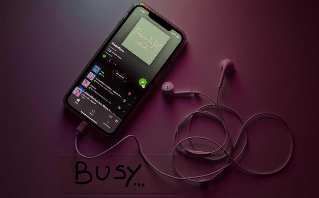 cara download lagu di spotify di hp