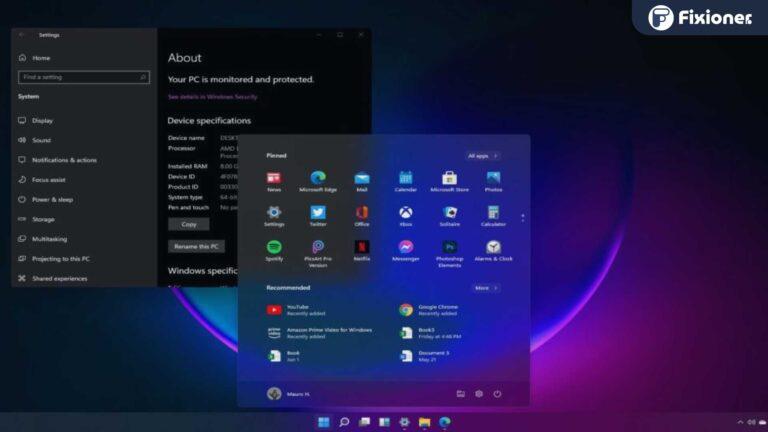 cara cek spesifikasi laptop windows 11