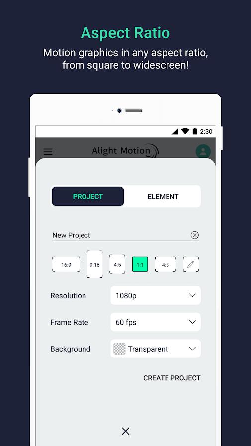 Alight Motion Mod